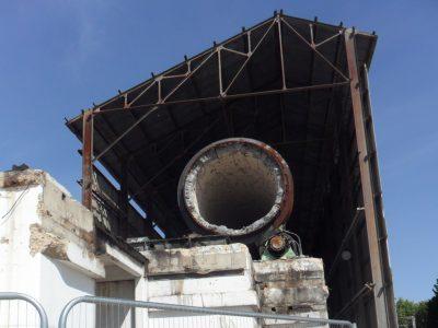 Re-purposing a former quarry